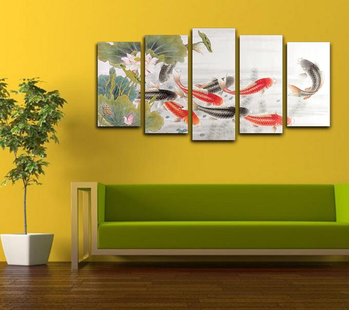 Tranh trang trí phong thủy Shago giảm đến 37%: Shago sử dụng loại mực in phun UV có độ bám màu siêu bền, tranh in ra sắc nét gần như 100% so với bản thiết kế. Đặc biệt, độ bền màu cao , có độ bền màu hơn 10 năm. Khung tranh được cắt và bào bằng máy tạo đỗ nhẵn mượt. Tùy theo từng loại, kích thước, tranh được bán với giá từ 299.000 đồng. Shago còn nhiều bức tranh với hình vẽ, màu sắc... đa dạng, phong phú được bán với giá giảm hấp dẫn. Xem thêm tại đây.