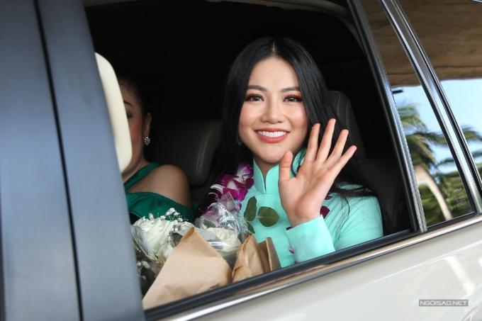 Trong một năm tới, người đẹp sẽ bận rộn với lịch trình nhiều hoạt động khắp thế giới trên cương vị Miss Earth 2018.