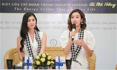 Hoa hậu Mỹ Linh: 'Học được cách ứng xử tế nhị nhờ đọc sách'