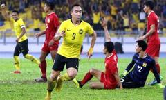 Malaysia nhọc nhằn đánh bại Lào trên sân nhà