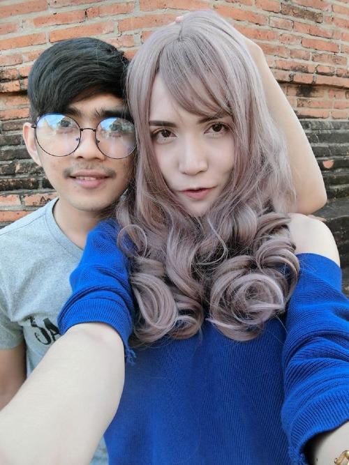Nutchanart và Wutthichai cùng quê nhưng hiện tại đang lập nghiệp ở Bangkok.