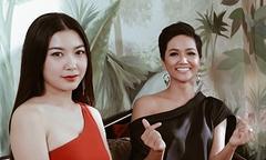 Thúy Vân khuyên H'Hen Niê phải tin mình đẹp nhất Miss Universe