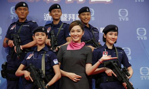 Phim hình sự phủ kín màn ảnh TVB 2019
