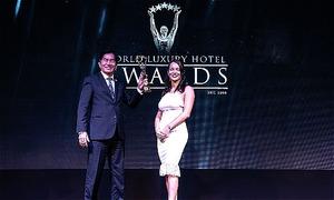 Silk Sense Hội An River Resort giành hai giải thưởng lớn của du lịch thế giới