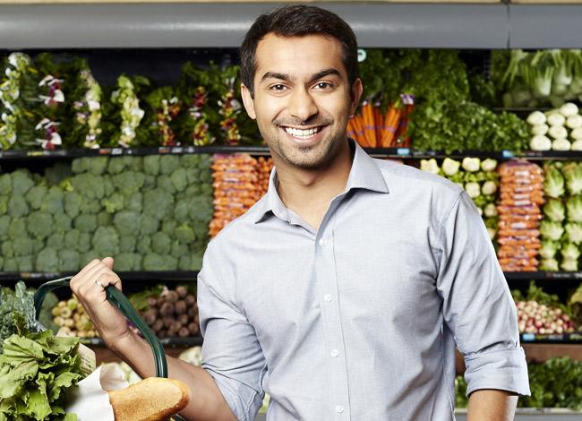 Apoorva Mehta, 32 tuổi là nhà sáng lập kiêm CEO của ứng dụng đặt hàng và giao nhận thực phẩm tươi Instacart. Ảnh: Business.