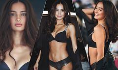 Chân dài Philippines đầu tiên trình diễn tại Victoria' Secret