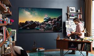 TV QLED chú trọng trải nghiệm chân thực cho người dùng