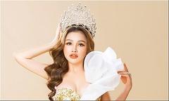 Janny Thuỷ Trần làm trưởng ban tổ chức cuộc thi sắc đẹp quốc tế