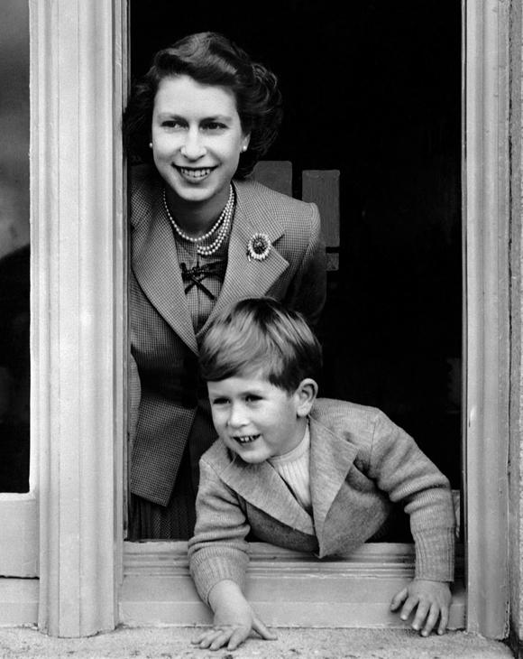 Album ảnh gia đình của Thái tử Charles - 3