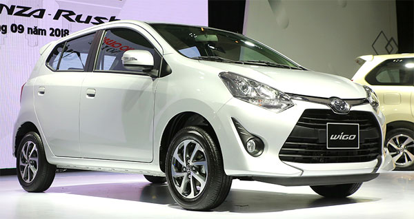 Ba mẫu xe hơi nhập khẩu giá rẻ nhất ở Việt Nam