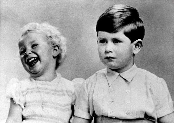 Album ảnh gia đình của Thái tử Charles - 4