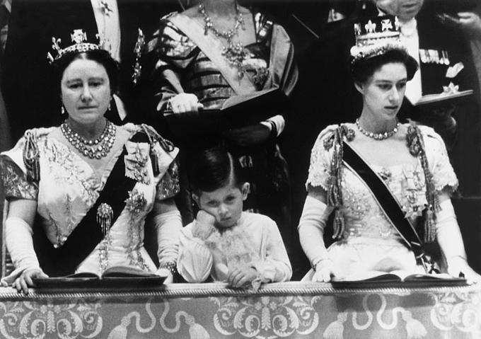 Album ảnh gia đình của Thái tử Charles - 5