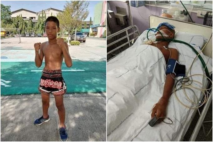 Kochana (trái) khi còn thi đấu và qua đời tại bệnh viện hôm 12/11.