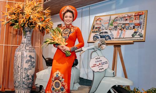 Đám cưới tái hiện bối cảnh Sài Gòn thập niên 1960