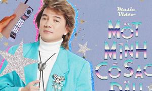 Mr Đàm diễn cùng dàn sao trong MV 'Một mình có sao đâu'