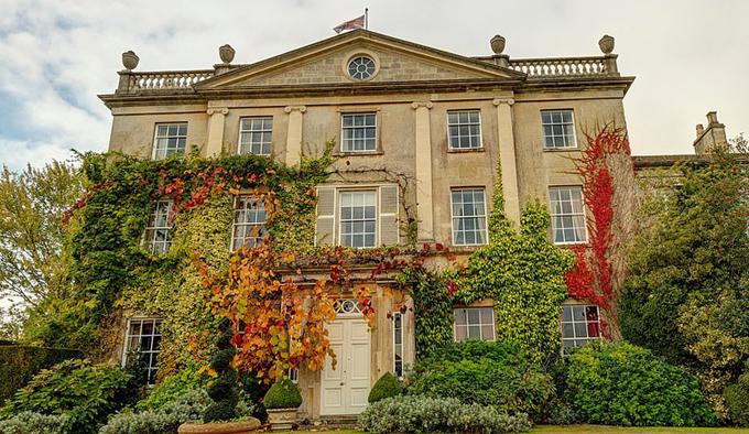 Dinh thự Highgrove House ở Gloucestershire của vợ chồng Charles - Camilla. Ảnh: UK Press.