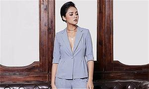 Thu Quỳnh gợi ý cách mặc vest sang trọng mà vẫn trẻ trung, cá tính