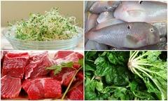 9 loại thực phẩm tuyệt đối không được sử dụng khi quá hạn