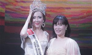 Đỗ Thị Thảo liên tiếp giành giải tại chung kết Miss Lumiere International World