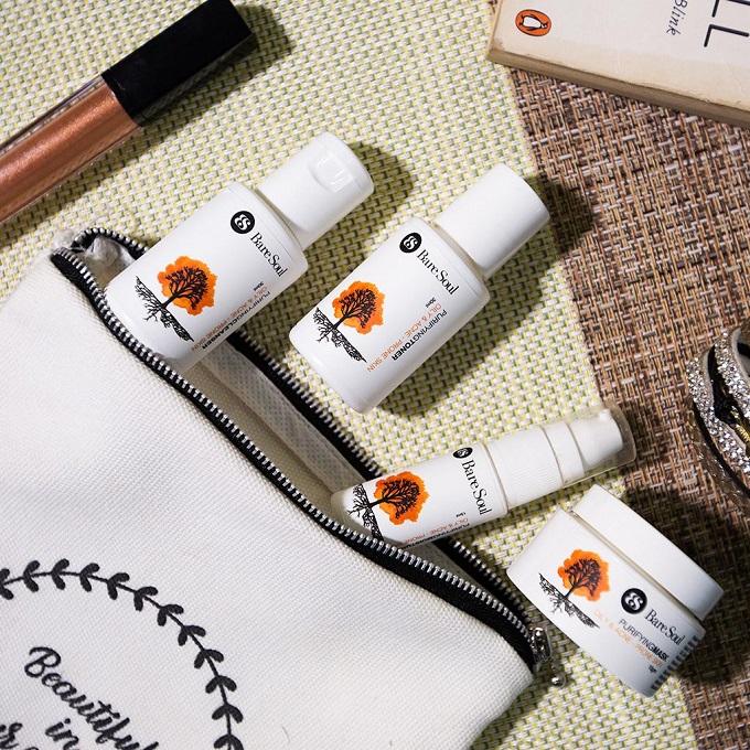 Sản phẩm chăm sóc da BareSoul chỉ từ 187.000 đồng: Thương hiệu mỹ phẩm BareSoul lấy cảm hứng từ câu chuyện bận rộn của người phụ nữ hiện đại và lấy đó làm kim chỉ nam cho sự lành tính, tinh gọn trên mỗi sản phẩm, để phụ nữ luôn tự tin và đẹp khi là chính mình.