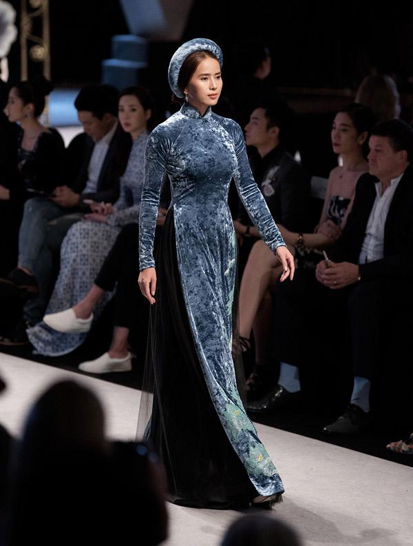 Khởi đầu với vai trò chuyên gia trang điểm, nhà thiết kế Bảo Bảo lấn sân thành công sang lĩnh vực thiết kế áo dài.
