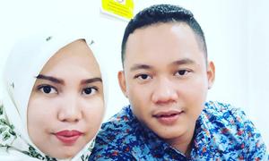 Chú rể tử nạn trên máy bay Indonesia, cô dâu đám cưới một mình