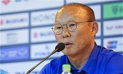 HLV Park Hang-seo không tin Malaysia chỉ muốn một điểm