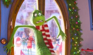 Đón Giáng sinh sớm cùng phim hoạt hình 'The Grinch'