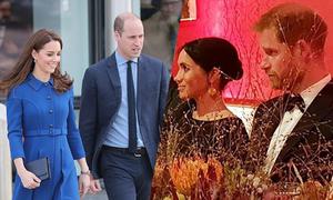 Hoàng gia Anh 'chạy sô' trước tiệc sinh nhật Thái tử Charles