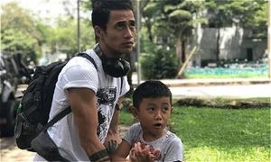 Con gái Phạm Anh Khoa bảo vệ em trai bị bắt nạt ở trường