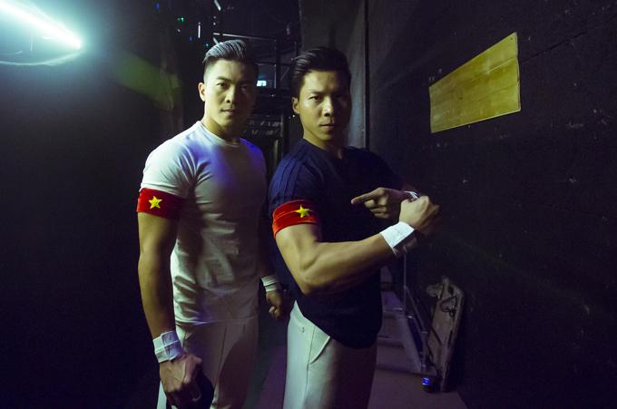 Từng phá kỷ lục thế giới ở Tây Ban Nhanên cặp đôi xiếc quyết tâm lập thành tích mới, làm rạng danh xiếc Việt ở Italy.