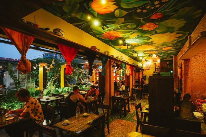 Địa chỉ cuối tuần: Quán cơm quê ở Sài Gòn