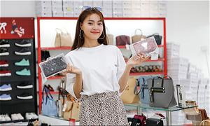 Sao Việt mua sắm tại Juno dịp Black Friday