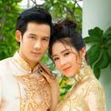 Lê Phương, Thanh Thức gợi ý áo dài cưới cách tân