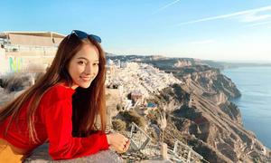 Du lịch vòng quanh thế giới trong MV mới của bạn gái Dương Khắc Linh