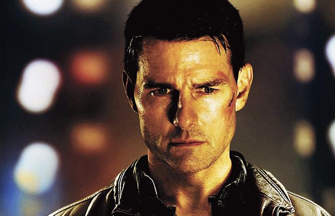 Tom Cruise trong vai Jack Reacher của bộ phim cùng tên.