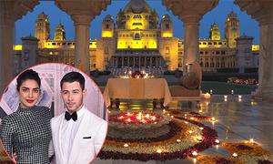 Nick Jonas và Hoa hậu thế giới sẽ cưới ở cung điện Ấn Độ