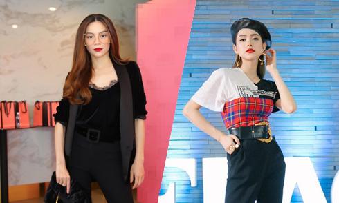 3 kiểu quần tôn chiều cao được sao Việt ưa chuộng