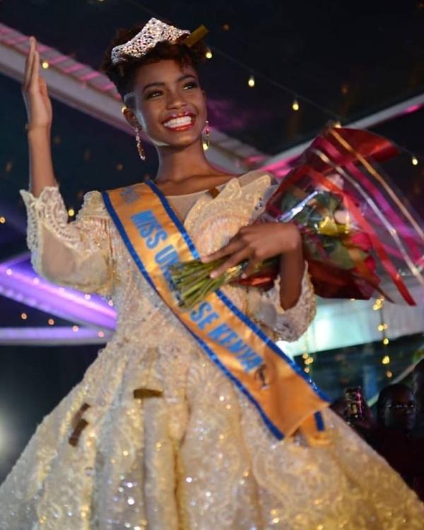 Nhan sắc đối thủ da đen, tóc tém giống HHen Niê tại Miss Universe