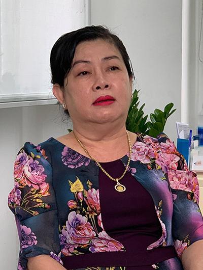 Bà Dung Bình Dương - nhà sản xuất phim Chú ơi, đừng lấy mẹ con.