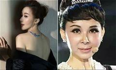 Nhan sắc 'đệ nhất mỹ nhân Đài Loan' trên tạp chí khác xa đời thực