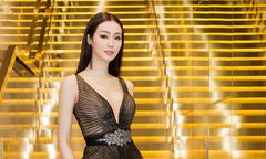 Khánh My diện váy xuyên thấu đi sự kiện sau gần nửa năm 'ở ẩn'