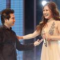 Hương Tràm tiết lộ Trọng Tấn là thầy giáo của anh trai cô