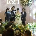 Hình ảnh hiếm hoi về đám cưới của Trương Nam Thành