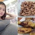 Bà mẹ Ninh Bình ăn chay trường sinh con nặng gần 4 kg