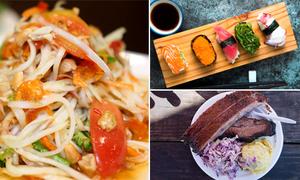 10 bữa ăn ngon, không tốn nhiều tiền và sẽ khiến bạn nhớ mãi