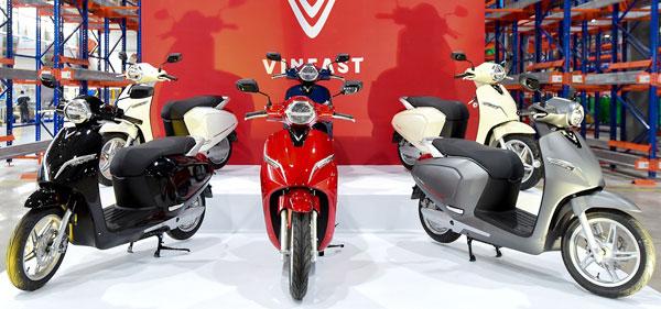 Vinfast bán xe máy, ôtô từ ngày 20/11