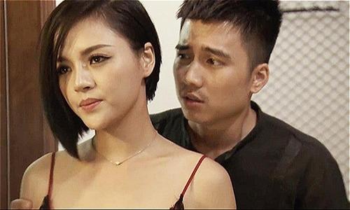 Mạnh Quân: 'Thu Quỳnh dẫn dắt tôi trong những cảnh nóng'