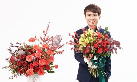 Những kiểu cắm hoa Hàn Quốc tặng thầy cô ngày 20/11