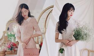 Cả tuần mặc đẹp cùng các mẫu váy cổ điển
